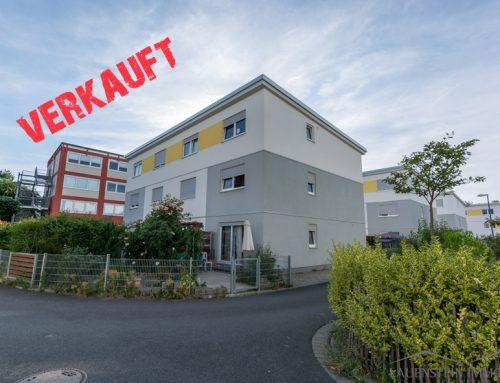 Verkauft – Reiheneckhaus in Wiesbaden