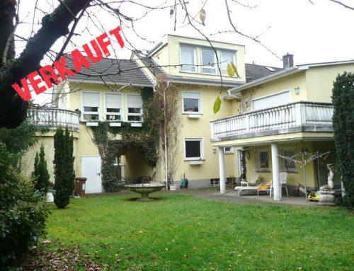 Verkauft – Haus in Idstein