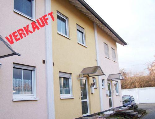 Verkauft – Reihenhaus im Rheingau (Geisenheim)