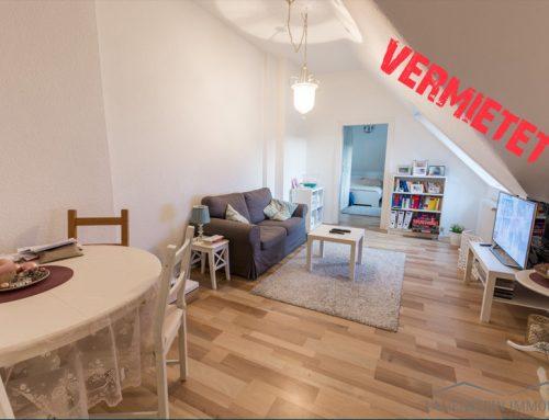 Vermietet – gemütliche 2 Zimmerwohnung im Rheingauviertel