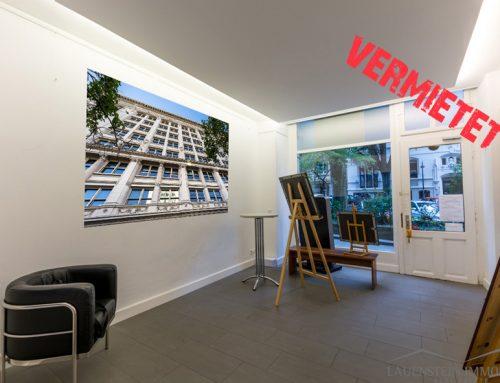Vermietet – kleine, moderne Ladenfläche in zentraler Stadtlage von Wiesbaden