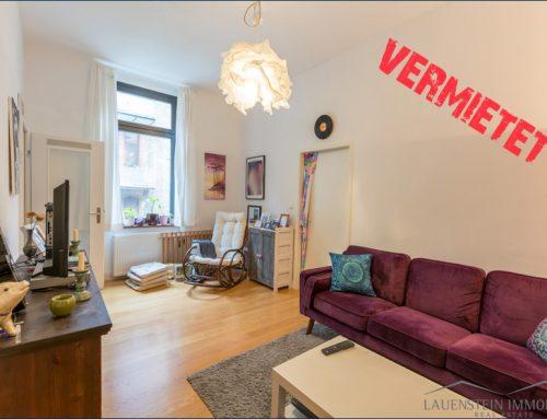 Vermietet – kleine, moderne 2-Zimmer Wohnung im Rheingauviertel