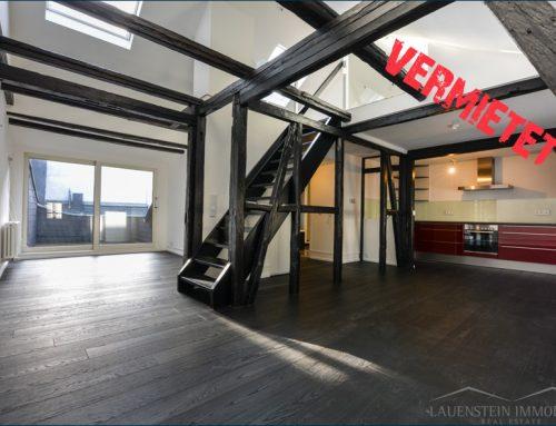 Vermietet – moderne City Wohnung mit Designerbad in Wiesbaden